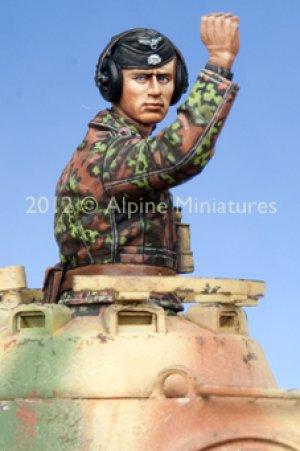 WSS Panzer Commander Set  (Vista 4)