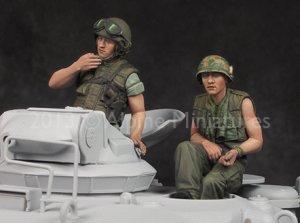 US Tanker Vietnam War Set   (Vista 2)