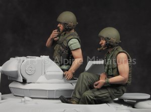 US Tanker Vietnam War Set   (Vista 3)