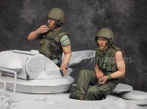 US Tanker Vietnam War Set   (Vista 4)