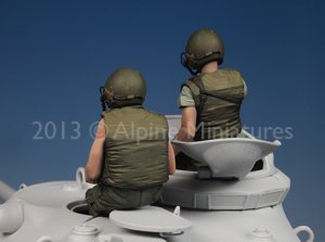 US Tanker Vietnam War Set   (Vista 5)