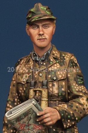 WSS Grenadier Officer  (Vista 2)