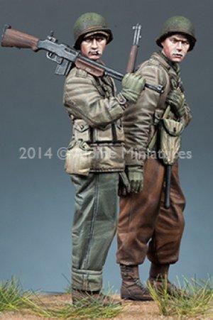 US Infantry Set  (Vista 2)