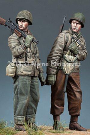 US Infantry Set  (Vista 3)