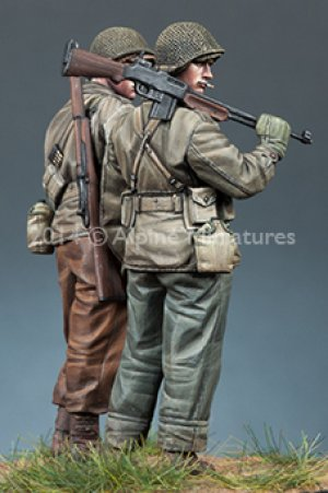 US Infantry Set  (Vista 5)