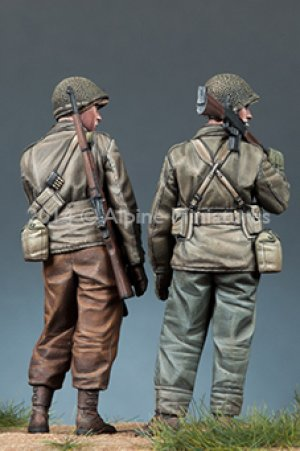 US Infantry Set  (Vista 6)
