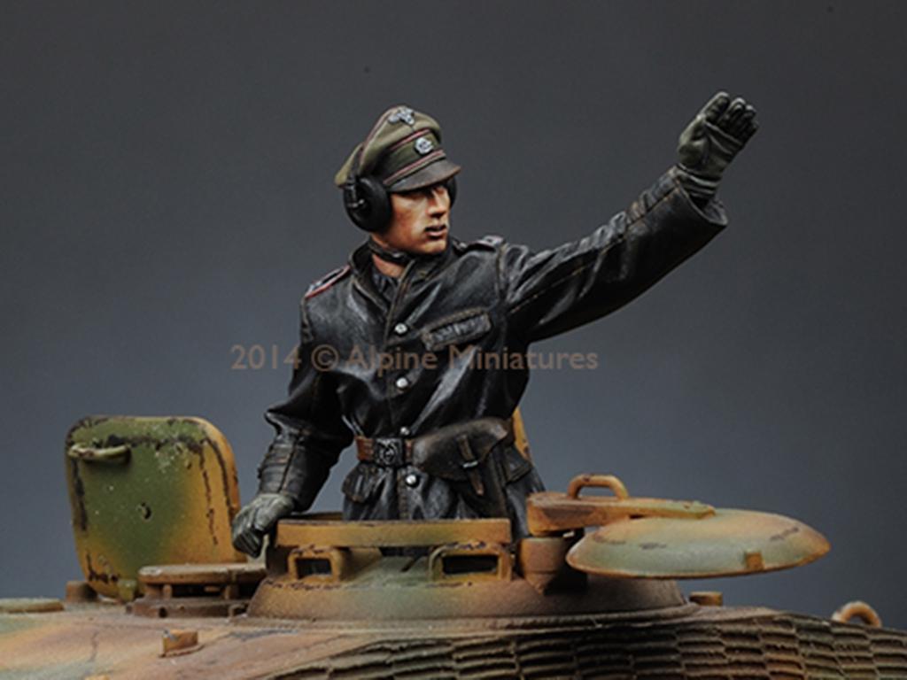 SS Panzer Commander Nº1  (Vista 1)