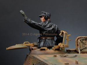 SS Panzer Commander Nº1  (Vista 2)