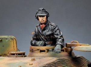 SS Panzer Commander Nº2  (Vista 1)