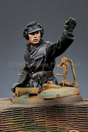 SS Panzer Commander Set  (Vista 3)