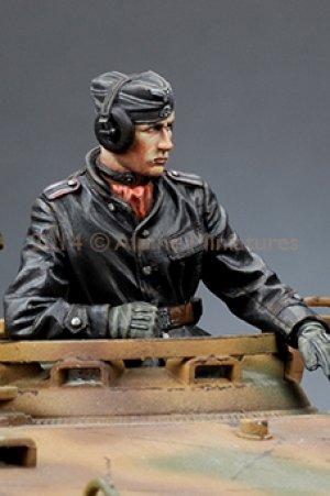 SS Panzer Commander Set  (Vista 4)