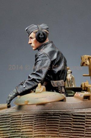SS Panzer Commander Set  (Vista 5)