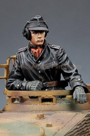 SS Panzer Commander Set  (Vista 6)
