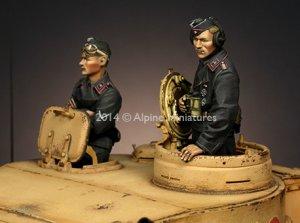 Panzer Commander Set   (Vista 2)