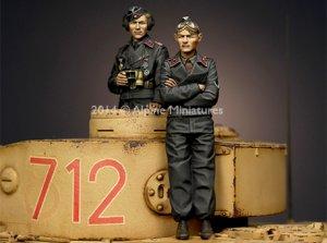 Panzer Commander Set   (Vista 3)
