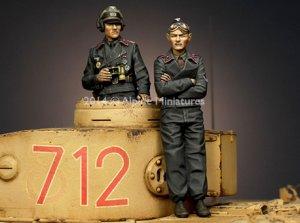 Panzer Commander Set   (Vista 5)