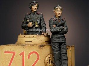 Panzer Commander Set   (Vista 6)