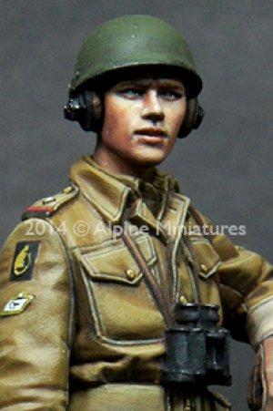 British RAC AFV Crew #1  (Vista 6)