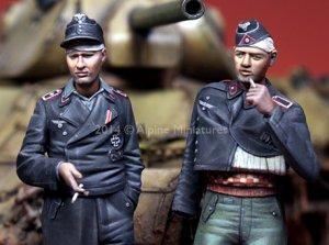 German Panzer Crew Set  (Vista 2)