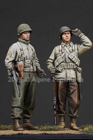WW2 US Infantry Set  (Vista 4)