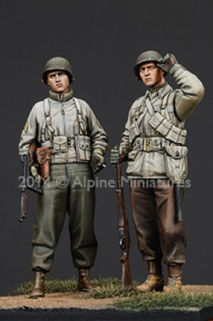 WW2 US Infantry Set  (Vista 5)