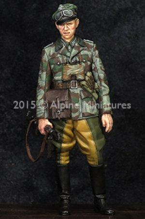 German Grenadier Officer  (Vista 1)