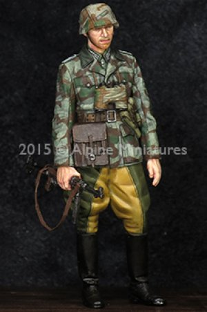 German Grenadier Officer  (Vista 5)