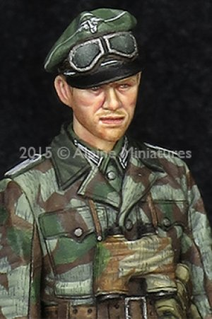 German Grenadier Officer