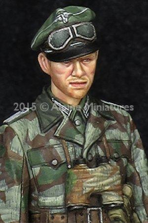 German Grenadier Officer  (Vista 6)