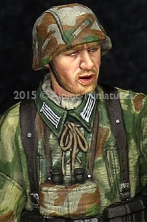 German Grenadier NCO  (Vista 1)