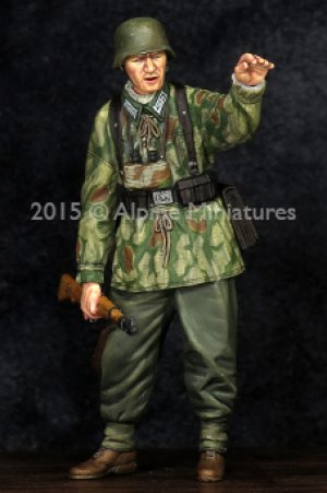 German Grenadier NCO  (Vista 2)