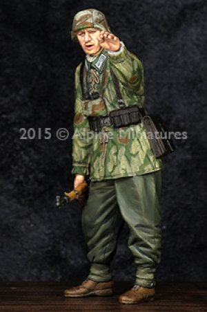 German Grenadier NCO  (Vista 3)
