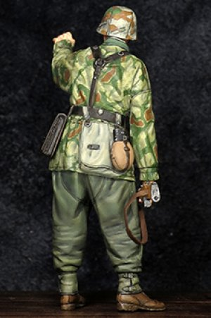 German Grenadier NCO  (Vista 6)