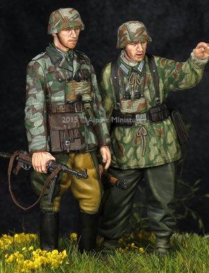 German Grenadier Set  (Vista 1)