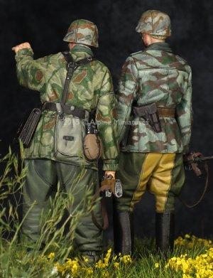 German Grenadier Set  (Vista 2)