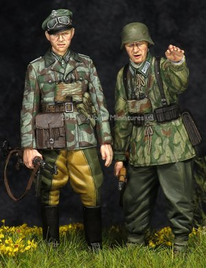 German Grenadier Set  (Vista 3)
