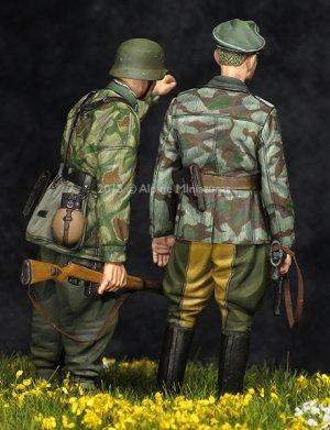 German Grenadier Set  (Vista 4)