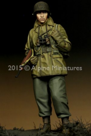 US Infantry Officer  (Vista 1)