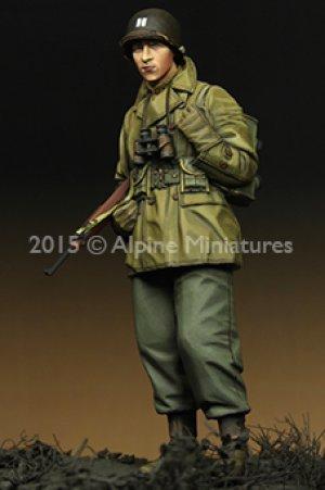 US Infantry Officer  (Vista 2)