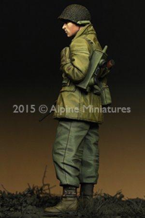 US Infantry Officer  (Vista 3)