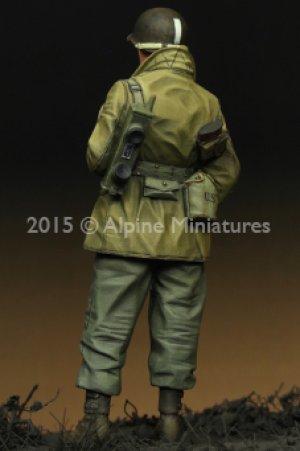 US Infantry Officer  (Vista 4)