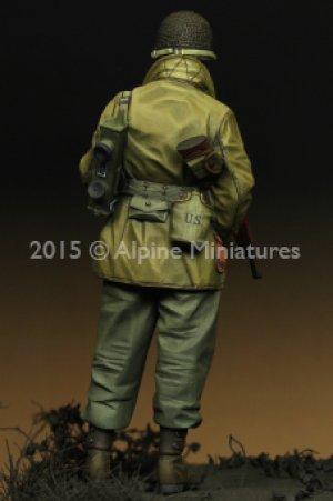 US Infantry Officer  (Vista 5)