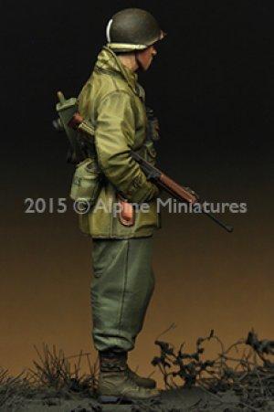 US Infantry Officer  (Vista 6)