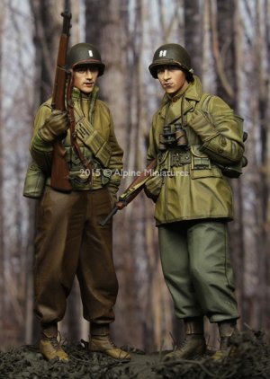 US Infantry Set