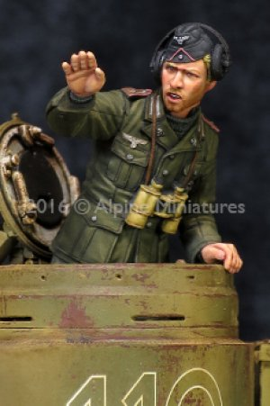 Comandante Tiger Tunez  (Vista 2)