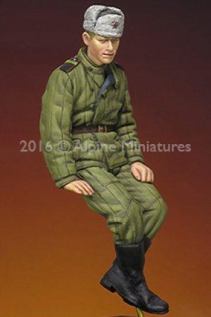 Tanquista Ruso WWII  (Vista 2)