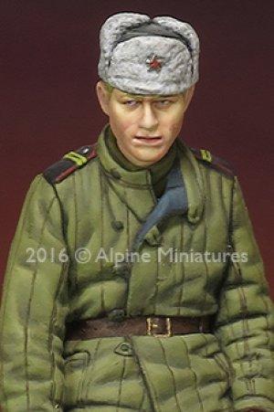 Tanquista Ruso WWII  (Vista 3)