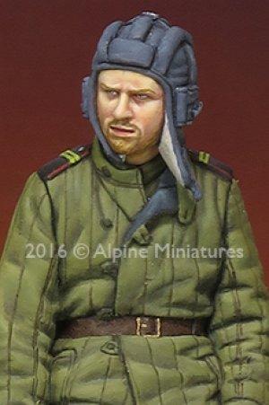 Tanquista Ruso WWII  (Vista 4)