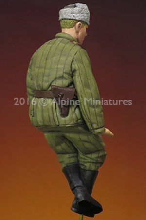 Tanquista Ruso WWII  (Vista 6)