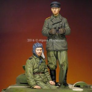 Tanquistas Rusos WWII set  (Vista 1)